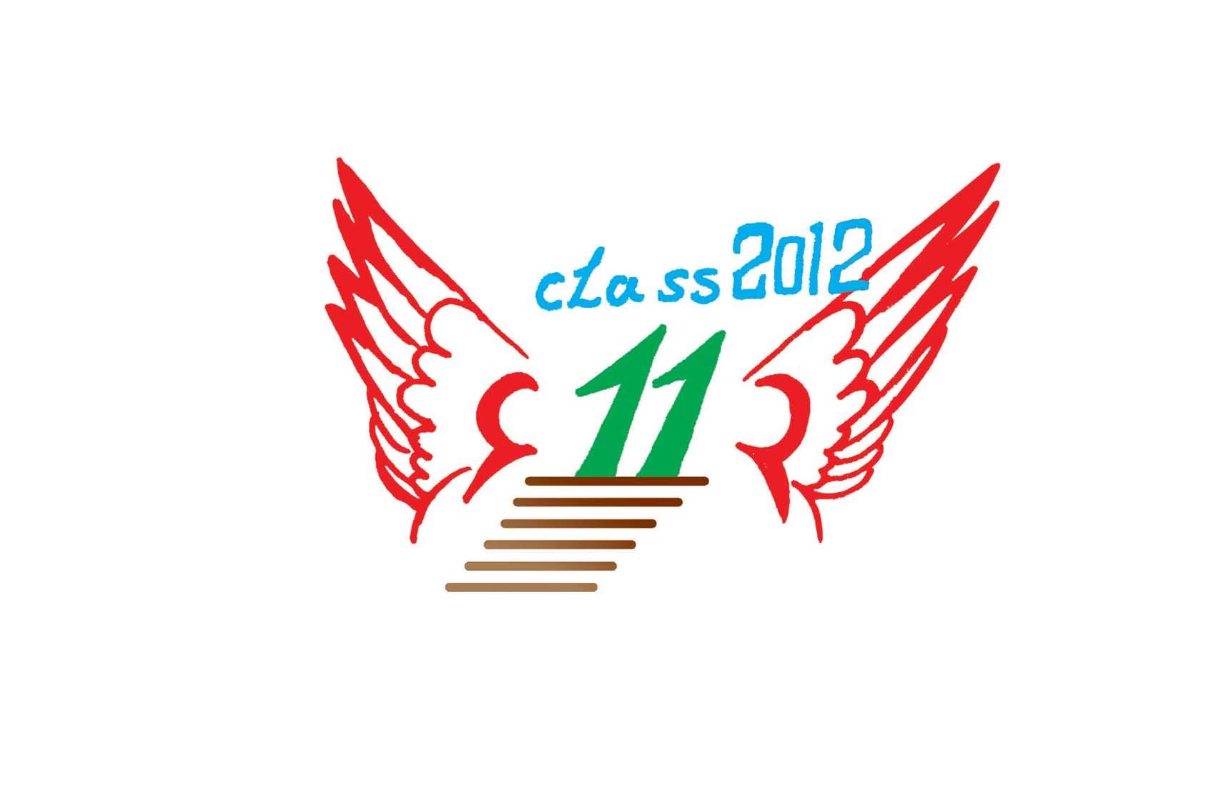 2012级班旗班徽