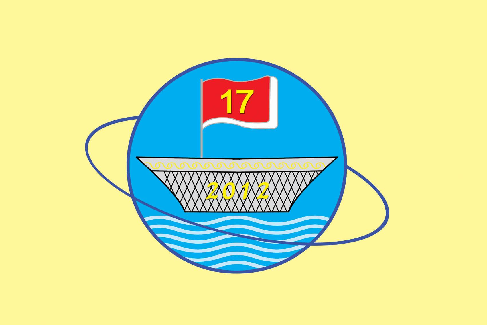 运动会班旗设计图展示