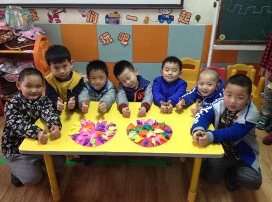 幼儿园区域角色活动的开展